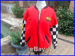 Mickey Mouse Vintage Reversible Jacket MIckey & Co Walt Disney World Coat