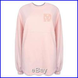 NEW Walt Disney World Millennial Pink Spirit Jersey Pullover Adult Medium MD