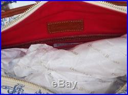 NWT Walt Disney World Toile Disney Dooney & Bourke Tote Bag