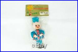 RARE Vintage 1964 Walt Disney It's a Small World Pixie Doll Lot of 15 (sealed)