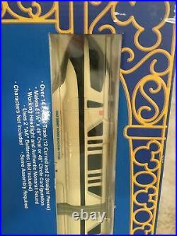 RARE Vintage Walt Disney World Monorail Playset with BLACK STRIPE Unopened Box