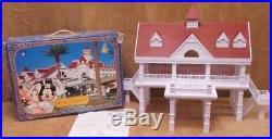 RARE WDW Walt Disney World Grand Floridian Resort Retired Monorail Toy Playset