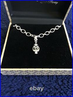 Rare Club 33 Exclusive Rebecca Hook Charm Bracelet & 4 Charms NIB