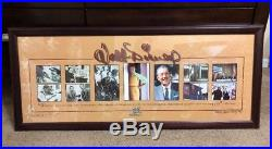 Rare Disney World 25th Ann Cast Member Walt Disney Photos LE 1000 Signed Art