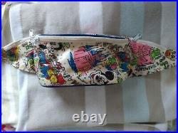 Rare Ken Done Vintage Walt Disney World Waist bag (bum bag) 1990s in vgc