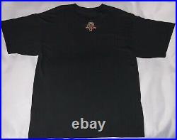 Rare VTG XL DISNEY World Villains T Shirt 90s Cruella de Vil Scar Chernabog HTF