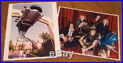 Rock'N' Roller Coaster Press Kit, Walt Disney World Resort, 1998