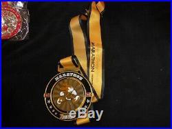 Run Disney Walt Disney World Marathon 2019 Dopey Challenge Medals complete set