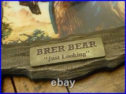Splash Mountain BRER RABBIT FOX BEAR replica Ride Prop Walt Disney World