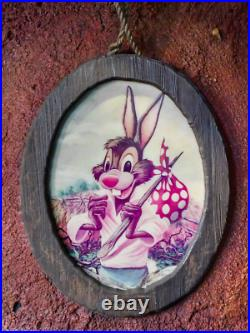 Splash Mountain BRER RABBIT FOX BEAR replica Ride Prop Walt Disney World florida