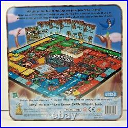Splash Mountain Sorry Walt Disney World Land Theme Park Edition Board Game New