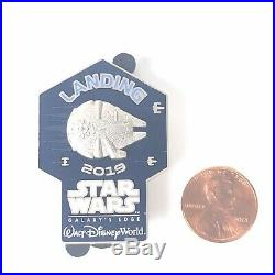 Star Wars Galaxy's Edge Landing 2019 Walt Disney World Cast Member Disney Pin