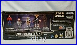 Star Wars Star Tours Boarding Party-2010 Hasbro NEW