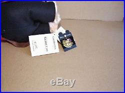 Steiff 651311 GEPPETTO Pinocchio Walt Disney World Teddy & Doll Convention'96