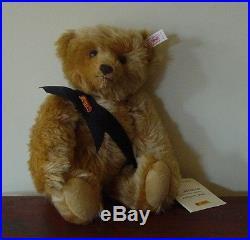Steiff Theodore P Trader Ean 651748 Walt Disney World Bear Convention 2000++++