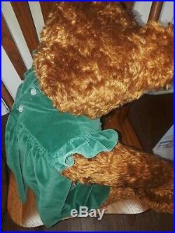Stier 30 Growling Walt Disney World #9/25 Marcie Cinnamon Feather Mohair