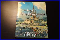 The Art of Walt Disney World Resort Jeff Kurtti, Bruce Gordon Rare