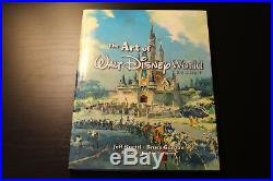 The Art of Walt Disney World Resort Jeff Kurtti Magic Kingdom Epcot MGM