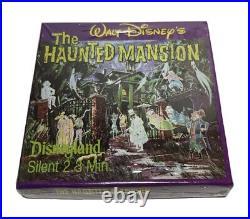 The Haunted Mansion Walt Disneys Home Movies Disneyland Super 8mm 715 Sealed