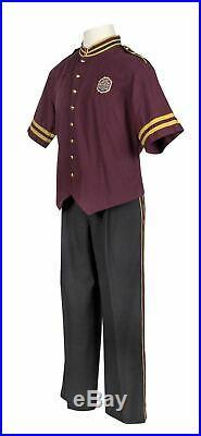 Tower of Terror Cast Pants Uniform Outfit Disney World Disneyland Walt Member