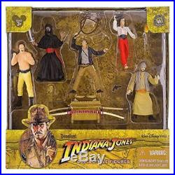 Toy Indiana Jones Raiders Of The Lost Ark Figure Set Playset Walt Disney World