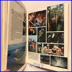 ULTRA-RARE VINTAGE DISNEY Walt Disney World Book 20 Magical Years (1992)