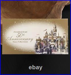 VERY RARE 2005 $50 D series Disney Dollars Mickey Walt Disney World D00000418