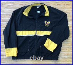 VIntage 1999 Test Track Grand Opening Day Jacket Large Epcot Walt Disney World