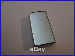 Very Rare VINTAGE Slim WALT DISNEY WORLD ZIPPO Lighter circa 1981