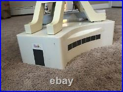 Vintage DISNEY WORLD MONORAIL PLAYSET Lot Spaceship Earth, Contemporary More