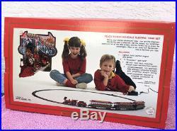 Vintage Walt Disney Railroad Electric HO Limited Edition Train Set Original Box