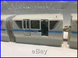 Vintage Walt Disney World Monorail Track Playset Blue & Orange Lines 2 Sets