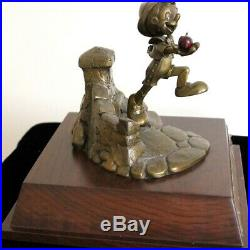 Vintage Walt Disney World, Pinocchio, Service Award, 30 Year, Plate