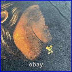 Vintage Walt Disney World The Lion King Scar Hyenas Jim Tranoski Shirt Rare Vtg