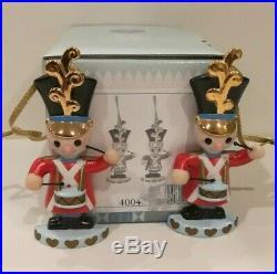 WDCC Small World Toy Soldier Ornament Walt Disney Classics Box & COA