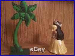 WDCC Walt Disney Classics Its a Small World Tahiti Maeve Figurine Retried