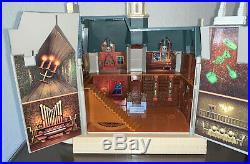 WDW Walt Disney World HAUNTED MANSION Monorail Resorts Light Up Playset