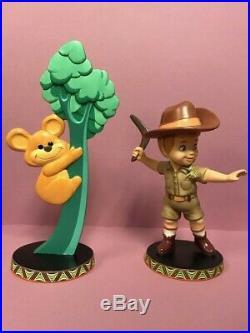 Walt Disney Classics WDCC It's a Small World Australia G'Day, Mate! Figurine NIB