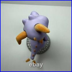 Walt Disney Epcot Figment Spaceship Earth Statue Bobblehead Wobbler 9 Bobble