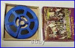 Walt Disney HAUNTED MANSION Super 8mm film home movie Disneyland World 8 mm Nice