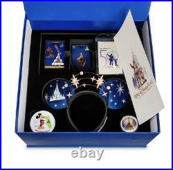 Walt Disney World 50th Anniversary Box Limited Edition Release Preorder