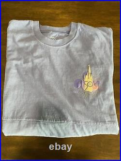 Walt Disney World 50th Anniversary Exclusive 10/1 Spirit Jersey LE NWT Size XS