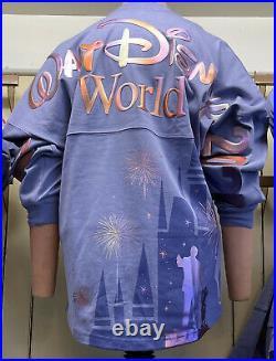 Walt Disney World 50th Anniversary Spirit Jersey Oct 1st Extra Small XS 2021 NEW