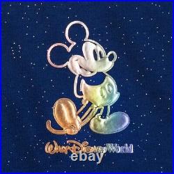Walt Disney World 50th Anniversary Spirit Jersey for Adults Size Large