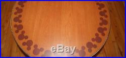Walt Disney World All Star Resort Guest Room Mickey Mouse Icon Table Prop