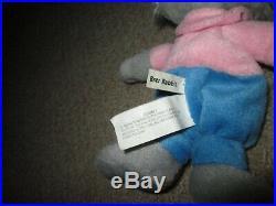 Walt Disney World Brer Rabbit Bean Bag Plush Song of The South Splash Mountain