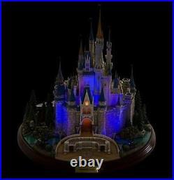 Walt Disney World Cinderella Castle Medium Figurine