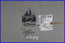 Walt Disney World Cinderella Castle Medium Figurine by Larry Nikolai