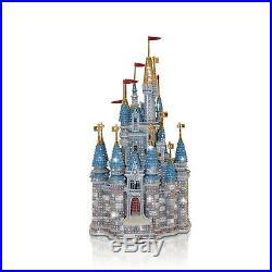 Walt Disney World Cinderella Castle by Arribas Brothers 6,541 Swarovski crystals