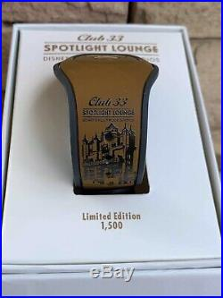 Walt Disney World Club 33 Hollywood Studios Spotlight Lounge Magicband